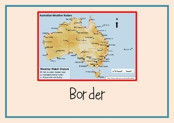 BOLTSS.COMPASS.COORDINATES - Geography Posters Aus. Curriculum