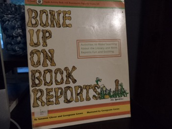 BONE UP ON BOOK REPORTS  ISBN0-86653-001-0