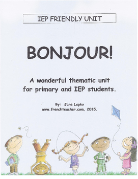 BONJOUR! - IEP FRENCH