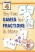 Grade 4 Multi-Match Math Games for Common Core: BONUS BUNDLE