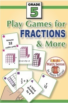 BONUS BUNDLE: Grade 5 Multi-Match Math Games for Common Core