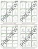 Grade 8 Multi-Match Math Games for Common Core: BONUS BUNDLE