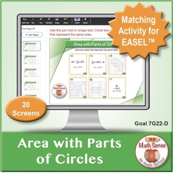 Grade 7 Multi-Match Math Games for Common Core: BONUS BUNDLE