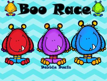 BOO RACE