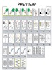 BOOK 2: Differentiated UNIQUE 50 pages Pencil Paths Tracing prek12345 SPED OT