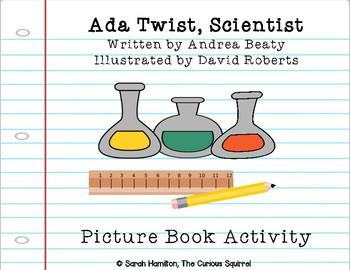 BOOK ACTIVITY - Ada Twist, Scientist