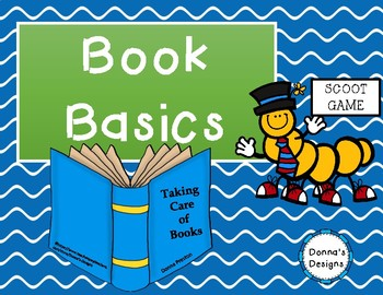 BOOK BASICS SCOOT GAME