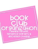 BOOK CLUB ORGANIZATION!