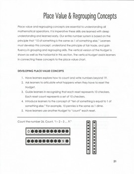 BOOK EXCERPT - NUMBER NUDGET: DEVELOPING NUMBER CONCEPTS