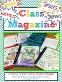REPORT- Class Magazine- Fun Culminating or End of the Year Writing Project