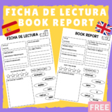 BOOK REPORT- FICHA DE LECTURA
