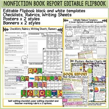 BOOK REPORT: NON-FICTION
