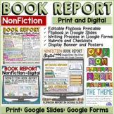 BOOK REPORT: NON-FICTION