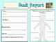 BOOK REPORT SHEETS, K-5 (differentiated)
