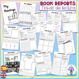 BOOK REPORTS- READING