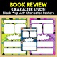 BOOK REVIEW:  CHARACTER STUDY - Blank Pop Art Character Posters