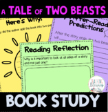 A Tale of Two Beasts Differentiated Book Study Activities