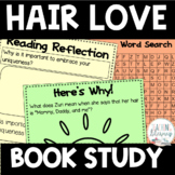 Hair Love Differentiated Book Study Activities