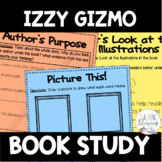 Izzy Gizmo Differentiated Book Study Activities