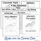 Little Wolf's First Howling Differentiated Book Study Activities FREE