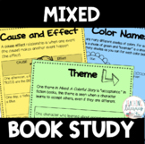 Mixed: A Colorful Story Differentiated Book Study Activities