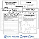 BOOK STUDY - One Word from Sophia - 41 Activities/Printables! NO PREP!