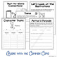 BOOK STUDY - Pandora by Victoria Turnbull - 40 Activities/Printables! NO PREP!