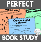 Perfect by Max Amato Differentiated Book Study Activities