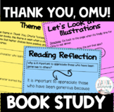 Thank You, Omu! Differentiated Book Study Activities