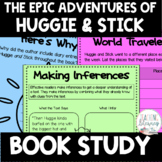 The Epic Adventures of Huggie and Stick Differentiated Boo