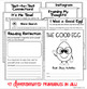 The Good Egg Differentiated Book Study Activities
