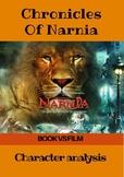 BOOK VS FILM: Chronicles of Narnia (Full lesson)
