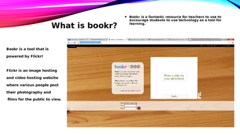 BOOKR Tutorial (Online Book Creator)