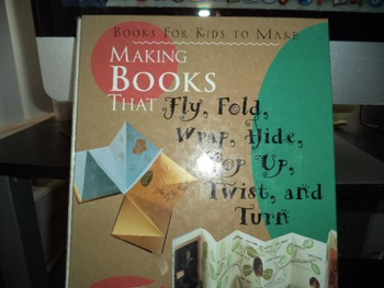 BOOKS FOR KIDS TO MAKE