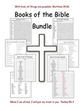 BOOKS OF THE BIBLE BUNDLE
