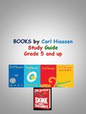 BOOKS by Carl Hiaasen: HOOT, FLUSH, SCAT, CHOMP, & SKINK
