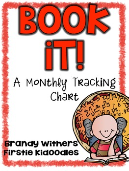 BOOKiT! Monthly Tracking Chart