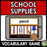 BOOM CARDS BACK TO SCHOOL ACTIVITIES KINDERGARTEN (AUGUST