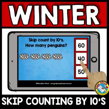 BOOM CARDS BUNDLES (JANUARY ACTIVITY KINDERGARTEN WINTER MATH DIGITAL TASK CARDS