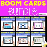 Social Emotional Learning BOOM CARDS Bundle - Counseling D