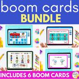 Social Emotional Learning BOOM CARD Bundle - Distance Learning Digital Activity