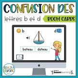 Confusion des lettres b et d | Distance Learning