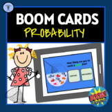 BOOM CARDS:DIGITAL TASK ACTIVITIES PROBABILITY
