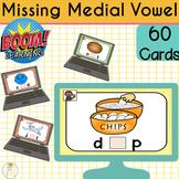 BOOM CARDS Digital Short Vowel Games | BUNDLE