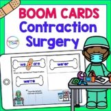 digital Boom Cards CONTRACTION SURGERY