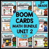 BOOM CARDS Distance Learning BUNDLE 2nd Grade Module 2
