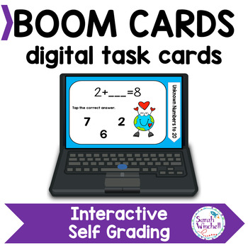 Addition Boom Cards