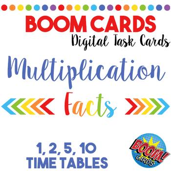 BOOM CARDS Fluency Practice