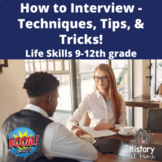 How to: Interview - Techniques, Tips, & Tricks ~ Boom Card