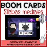 BOOM CARDS HALLOWEEN: LECTURA DE SÍLABAS - Spanish Distance Learning